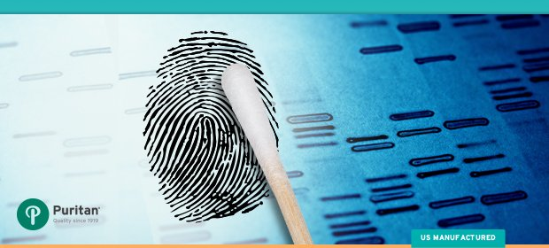 How to Swab for Touch DNA Evidence