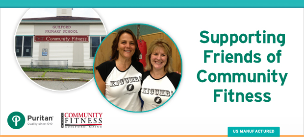 Puritan Supports Friends of Community Fitness