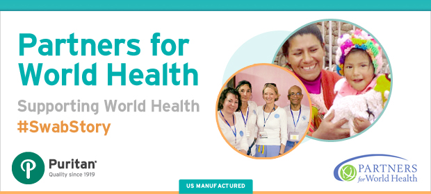 Puritan Supports Partners for World Health