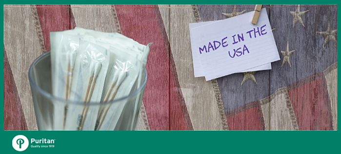 Why It's Important to Buy American When It Comes to Swabs