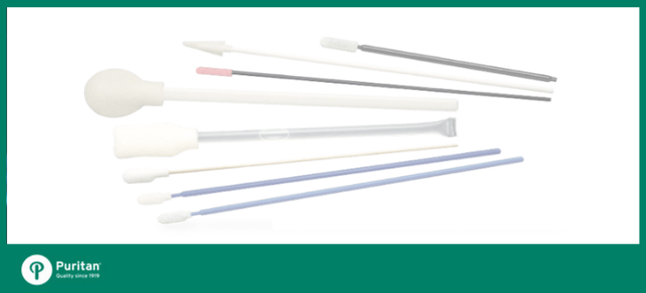A Swab for Every Need in Every Cleanroom