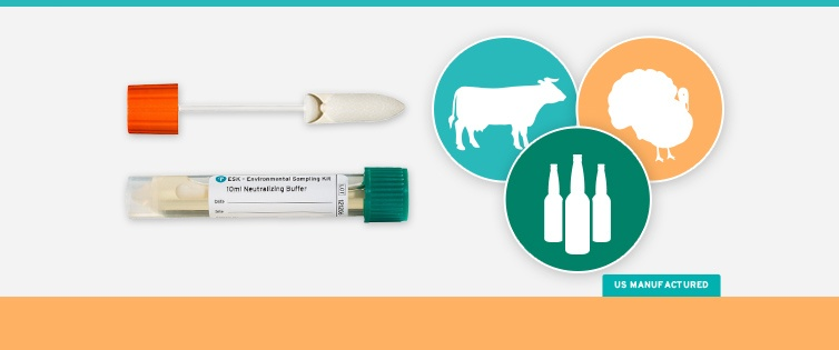 Food Handlers Swabs – How To Choose the Right Swab for Food Safety