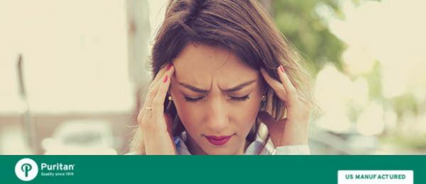 Puritan Swab Helps Provide Migraine Headache Relief